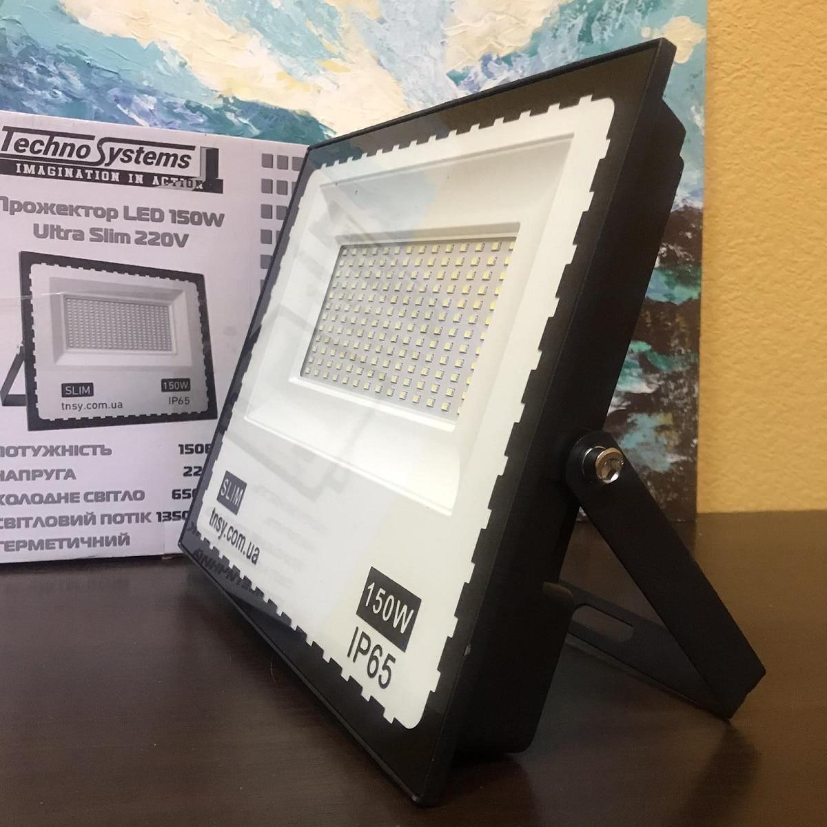 Светодиодное освещение - Лед прожектор 150W TNSy 180-260V IP65 SMD 000000447 - Фото 2