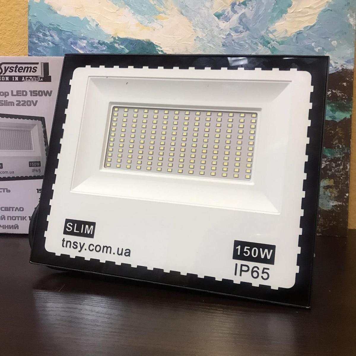 Светодиодное освещение - Лед прожектор 150W TNSy 180-260V IP65 SMD 000000447 - Фото 1