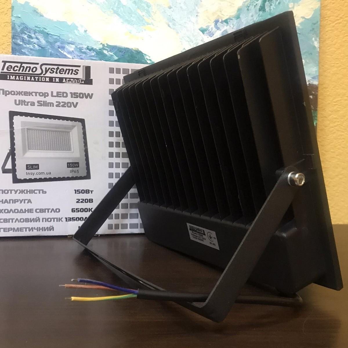 Светодиодное освещение - Лед прожектор 150W TNSy 180-260V IP65 SMD 000000447 - Фото 3