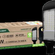 Светильник уличный ENERLIGHT MISTRAL 30Вт 6500K 000000511 5