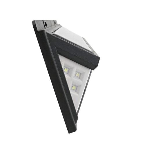 для сада и дачи - LED настенный светильник на солнечной батарее VARGO 12W SMD 000000596 - Фото 2