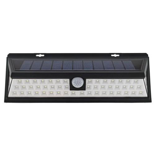 для сада и дачи - LED настенный светильник на солнечной батарее VARGO 12W SMD 000000596 - Фото 1