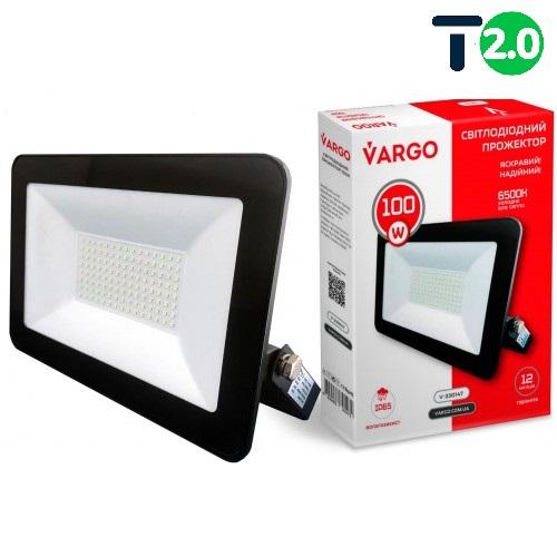 Светодиодное освещение - Прожектор светодиодный 100W VARGO9000lm 000000554 - Фото 1