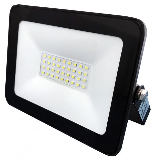 Светодиодное освещение - Прожектор светодиодный 30W VARGO 2700lm 000000551 - Фото 1