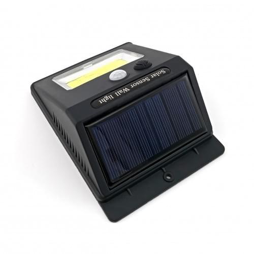 для сада и дачи - LED настенный светильник на солнечной батарее VARGO 5W COB 000000607 - Фото 3