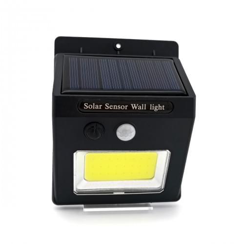 для сада и дачи - LED настенный светильник на солнечной батарее VARGO 5W COB 000000607 - Фото 1