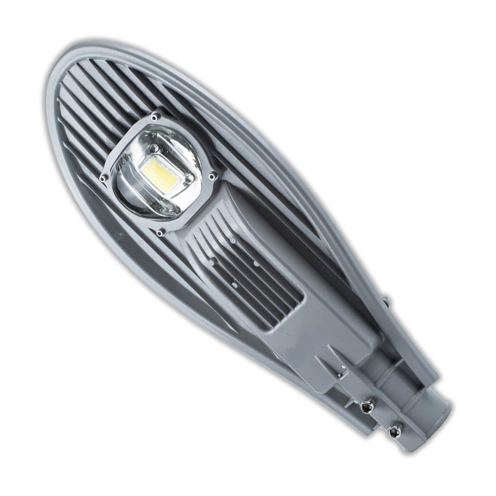 Уличные LED светильники - Фонарь уличный светодиодный 50вт ECO 6500K 000000278 - Фото 3