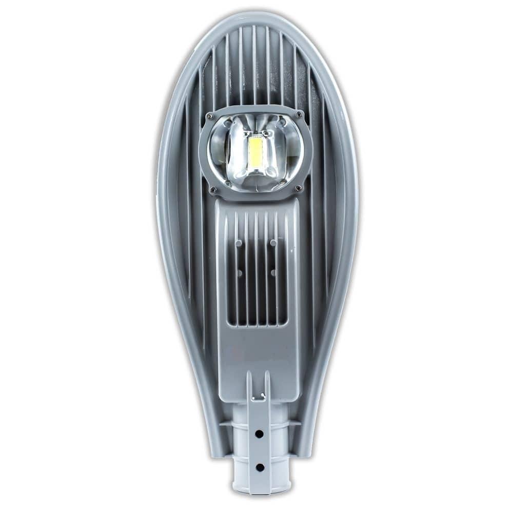 Уличные LED светильники - Фонарь уличный светодиодный 50вт ECO 6500K 000000278 - Фото 2
