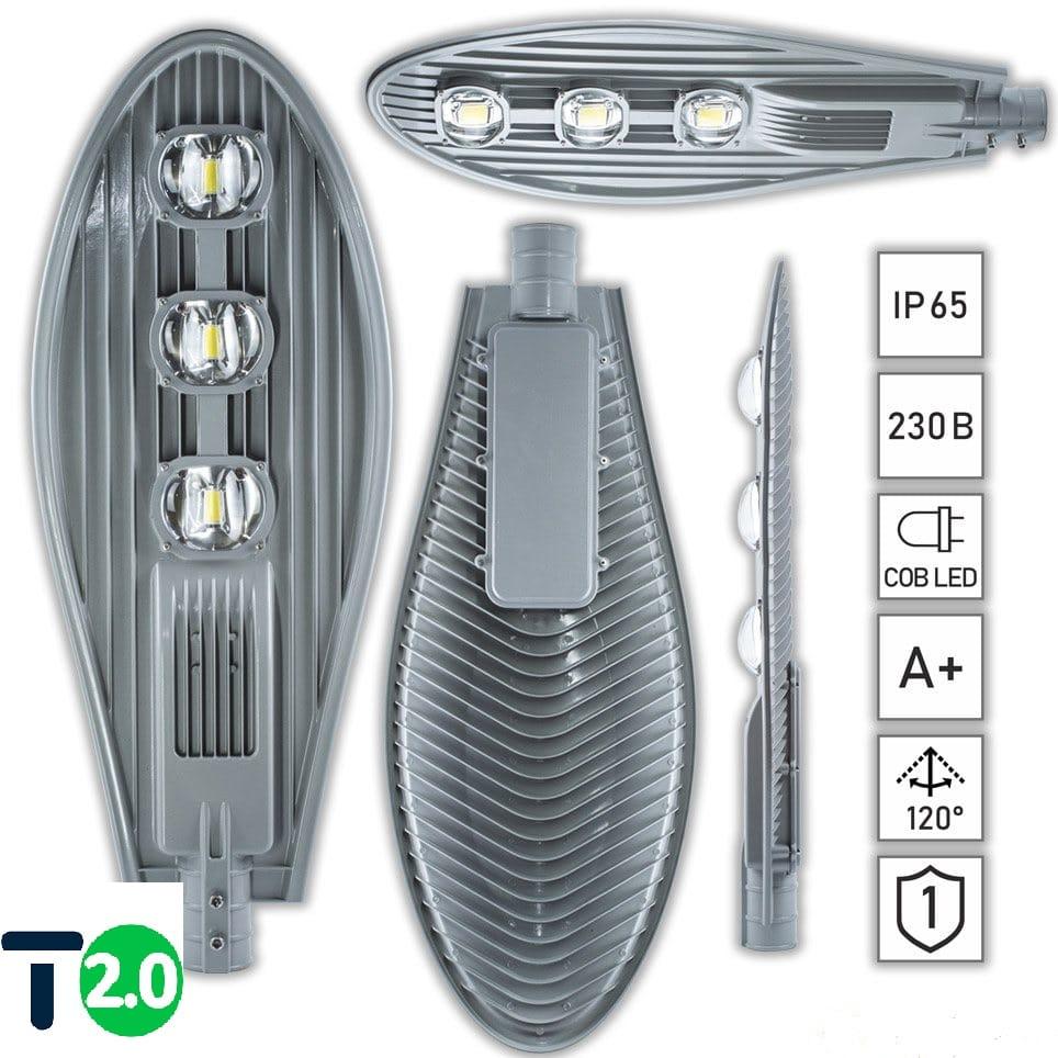 Уличные LED светильники - Лед фонарь уличный 150Вт STANDARТ 000000266 - Фото 5