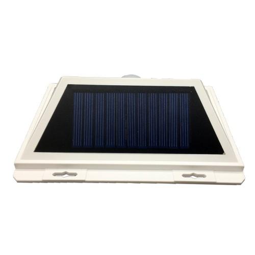 для сада и дачи - LED настенный светильник на солнечной батарее VARGO 10W COB бел. 000000592 - Фото 3