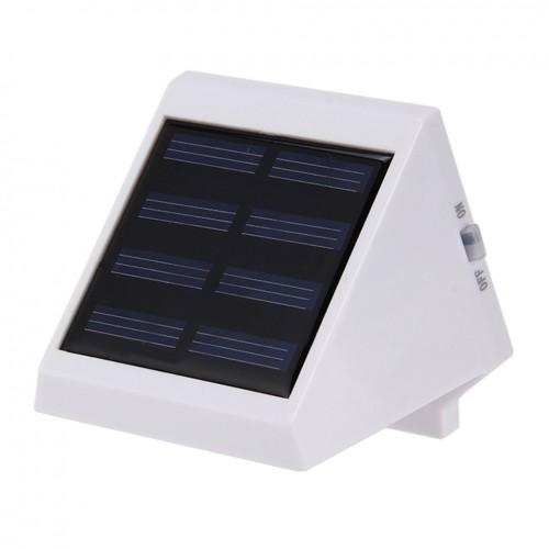 для сада и дачи - LED настенный светильник на солнечной батарее VARGO 4LED 000000595 - Фото 2