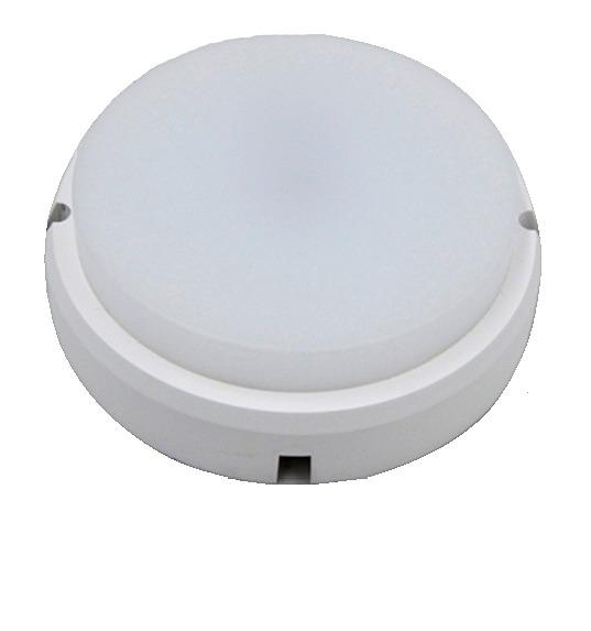 Пылевлагозащищенные светильники и корпуса IP65 - Светильник LED Round Ceiling 8W-220V-640L-4200K-IP65 000000408 - Фото 1