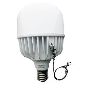 Лед лампы высокомощные - Лампа светодиодная LED Bulb-T160-100W-E40-220V-6500K-8500L Alum ICCD 000000469 - Фото 1