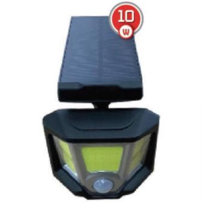 для сада и дачи - LED настенный поворотный светильник на солнечной батарее VARGO 10W COB 000000586 - Фото 1