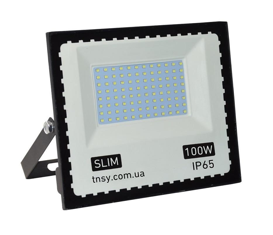 Светодиодное освещение - Лед прожектор 100W TNSy 180-260V IP65 SMD 000000446 - Фото 1