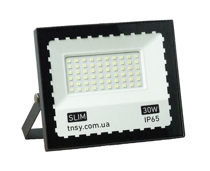 Светодиодное освещение - Лед прожектор 30W TNSy 180-260V IP65 SMD 000000443 - Фото 1