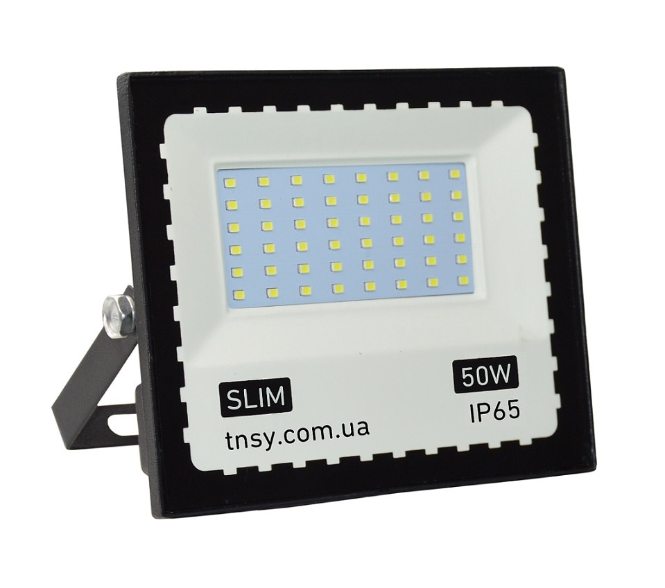 Светодиодное освещение - Лед прожектор 50W TNSy 180-260V IP65 SMD 000000444 - Фото 1