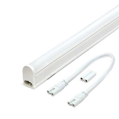 Светодиодное освещение - LED светильник Т5 18Вт 1200мм алюминий 4000К    000000094 - Фото 1