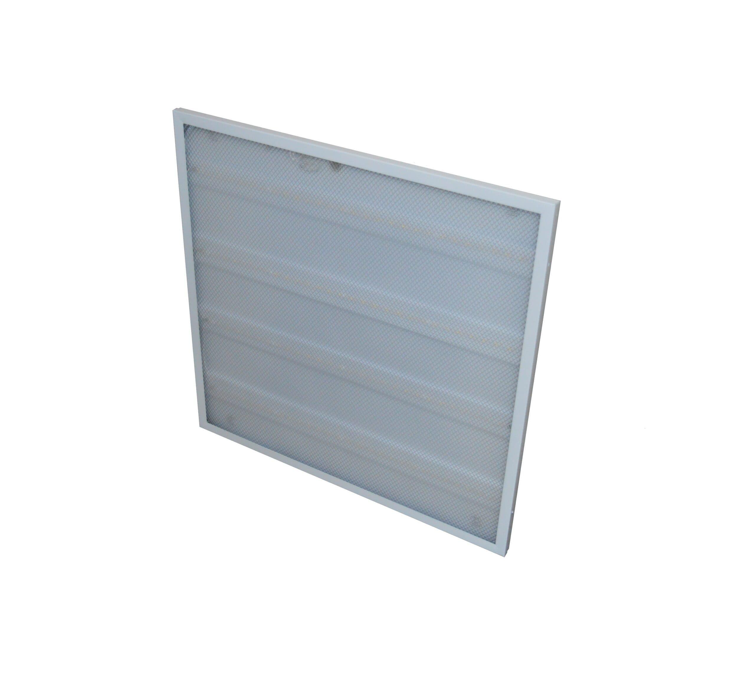 LED панели и растровые светильники - Светильник призматик 36W 4000K IP20 000000463 - Фото 2