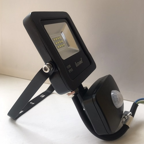 Светодиодное освещение - Прожектор с датчиком движения 10Вт Lezard 000001130 - Фото 5