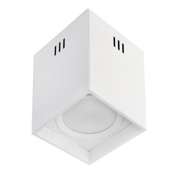 Даунлайты - Светодиодный светильник SANDRA-SQ10/XL  белый 000001177 - Фото 1