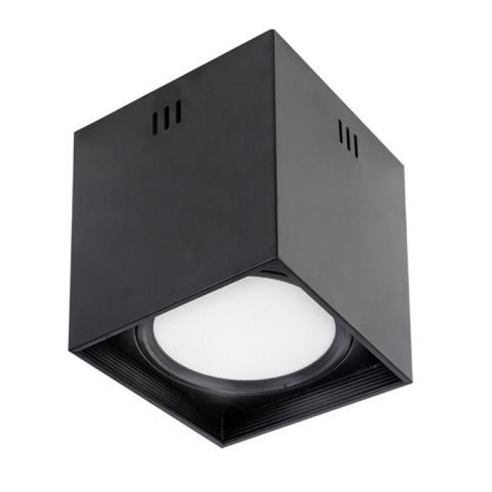 Даунлайты - Светодиодный светильник SANDRA-SQ10/XL  черный 000001178 - Фото 1