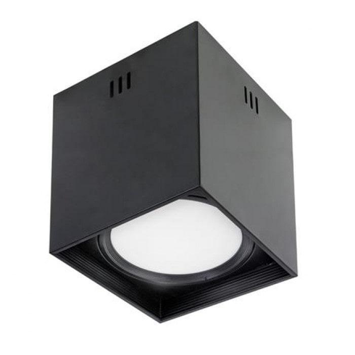 Даунлайты - Светодиодный светильник SANDRA-SQ10  черный 000001172 - Фото 1