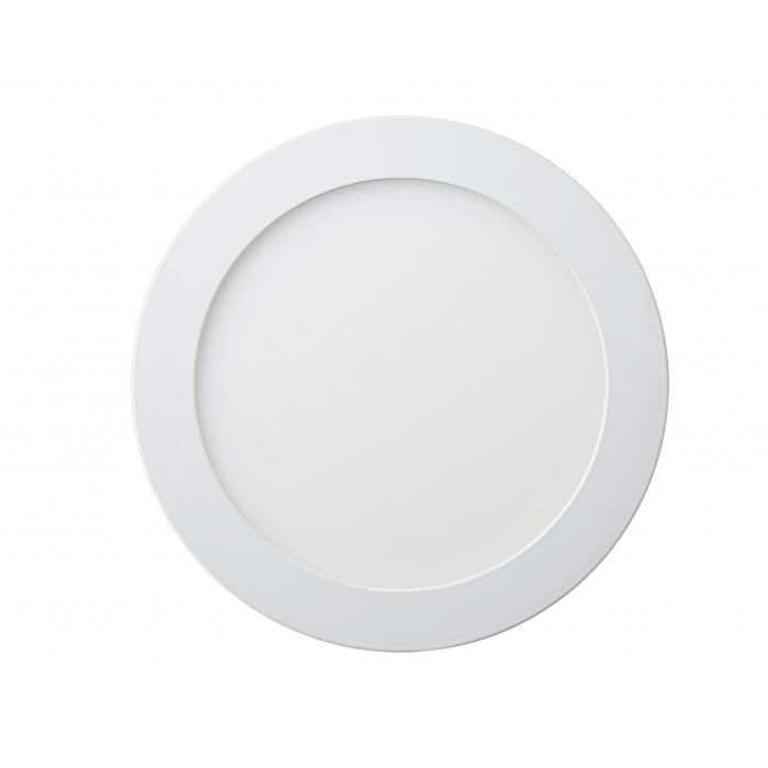 Даунлайты - Светильник даунлайт накладной 12Вт 4200K круг Lezard 000001078 - Фото 1
