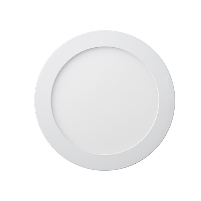 Даунлайты - Светильник даунлайт накладной 12Вт 6400K круг Lezard 000001082 - Фото 1