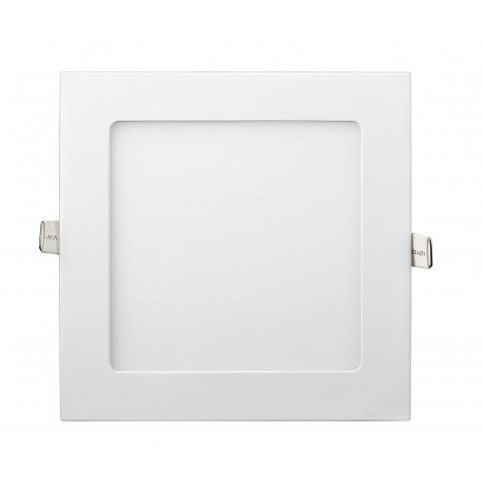 Даунлайты - Светильник Downlight внутренний 12Вт 4200K квадрат Lezard 000001090 - Фото 1
