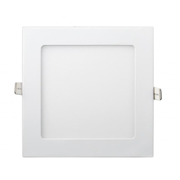 Даунлайты - Светильник Downlight внутренний 12Вт 6400K квадрат Lezard 000001110 - Фото 1