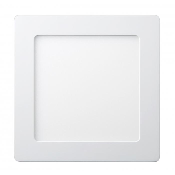 Даунлайты - Светильник даунлайт накладной 12Вт 4200K квадрат Lezard 000001122 - Фото 1