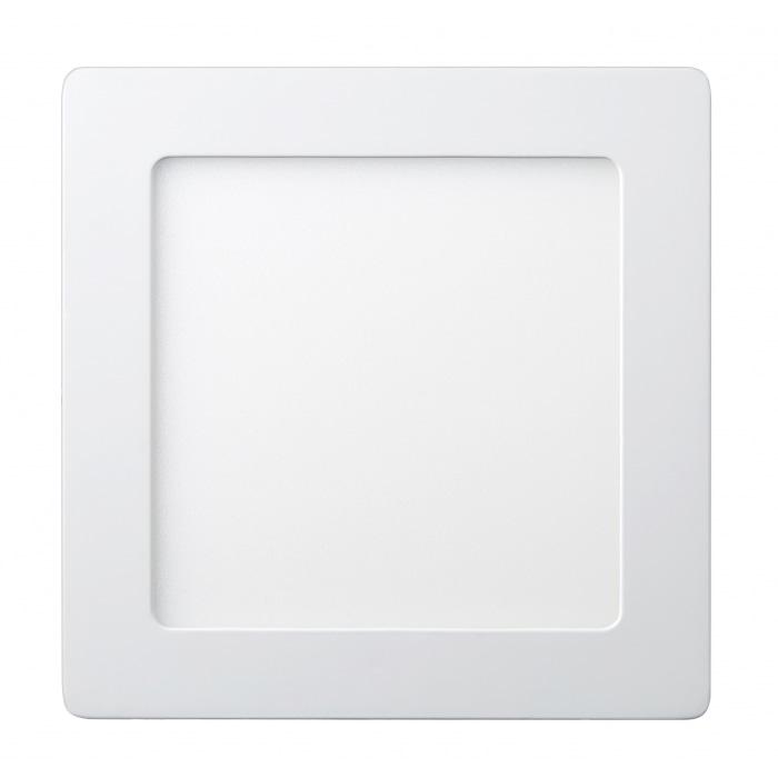 Даунлайты - Светильник даунлайт накладной 12Вт 6400K квадрат Lezard 000001126 - Фото 1