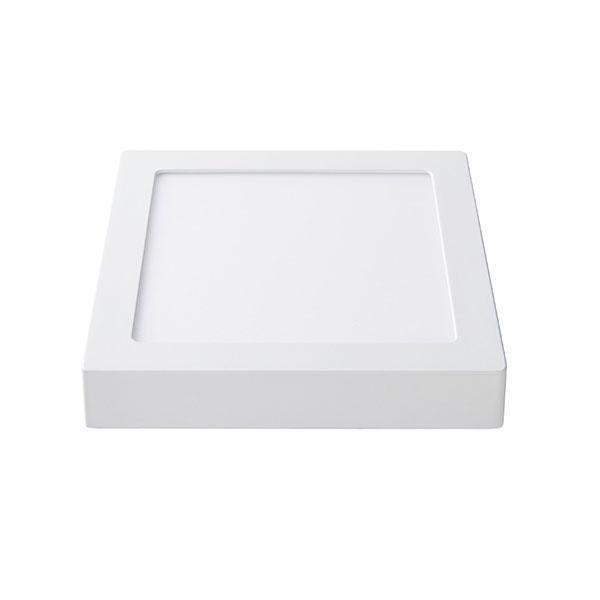 Даунлайты - Светильник даунлайт накладной 24Вт 6400K квадрат Lezard 000001128 - Фото 2