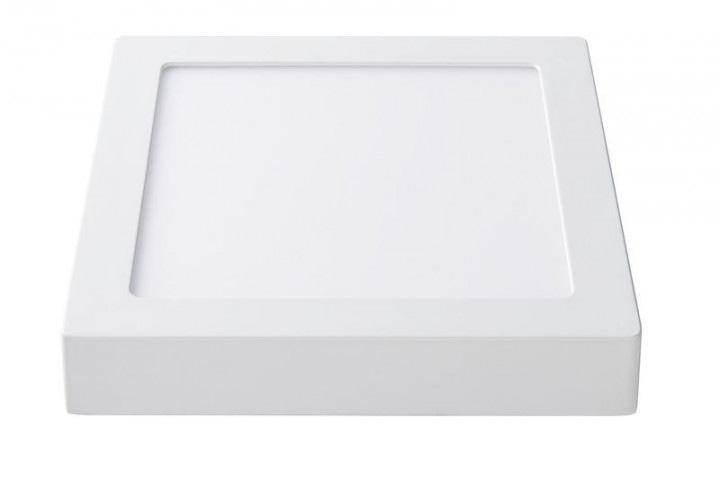 Даунлайты - Светильник даунлайт накладной 12Вт 6400K квадрат Lezard 000001126 - Фото 2