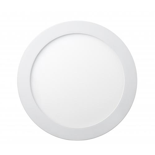 Даунлайты - Светильник даунлайт накладной 18Вт 4200K круг Lezard 000001079 - Фото 1