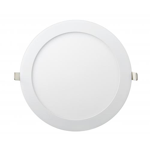 Даунлайты - Даунлайт светильник внутренний 18Вт 4200K круглый Lezard 000000999 - Фото 1