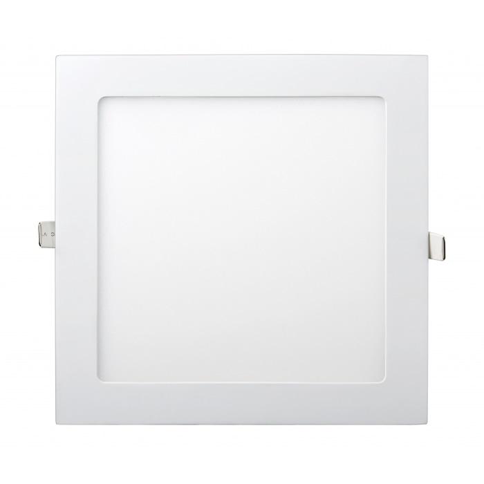 Даунлайты - Светильник Downlight внутренний 24Вт 6400K квадрат Lezard 000001114 - Фото 1