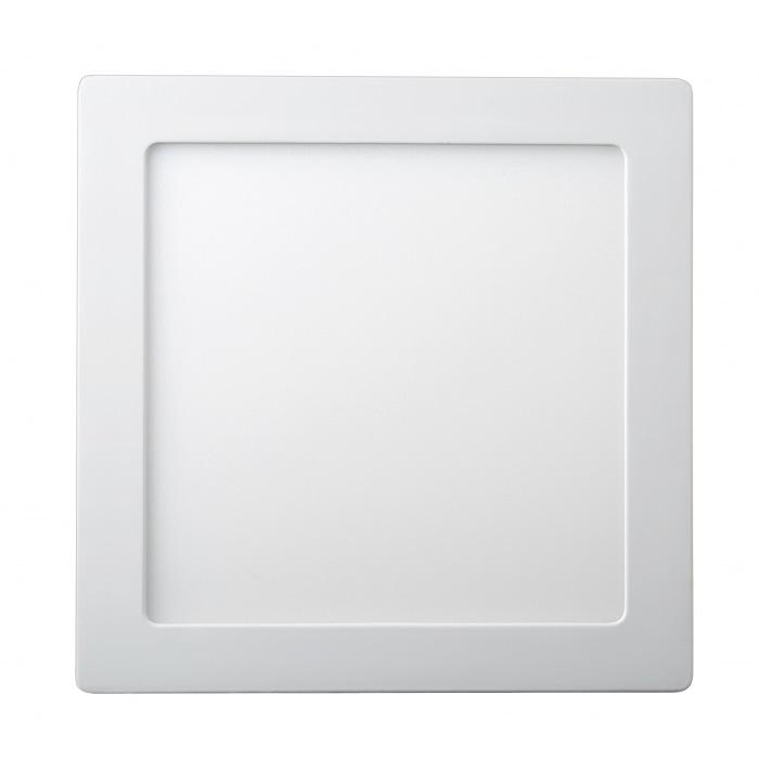 Даунлайты - Светильник даунлайт накладной 24Вт 6400K квадрат Lezard 000001128 - Фото 1