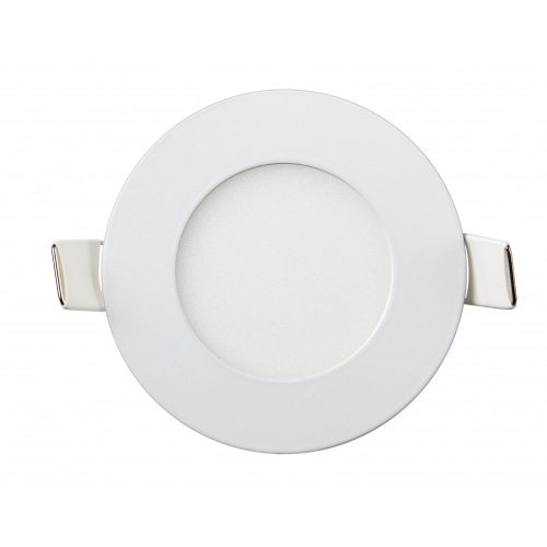 Даунлайты - Даунлайт светильник внутренний 3Вт 4200K круглый Lezard 000000995 - Фото 1
