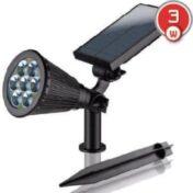 LED светильник в землю на солнечной батарее VARGO 3W SMD 000000589 4