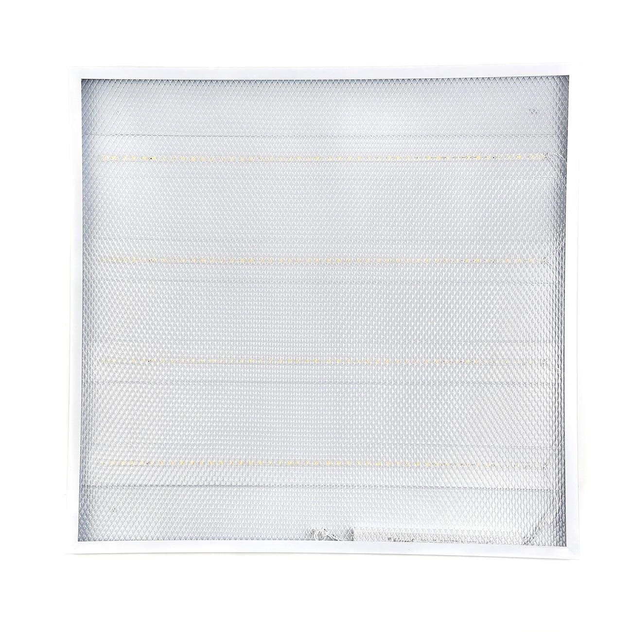 LED панели и растровые светильники - Led prismatic 36Вт Lezard 6400К 000001142 - Фото 3