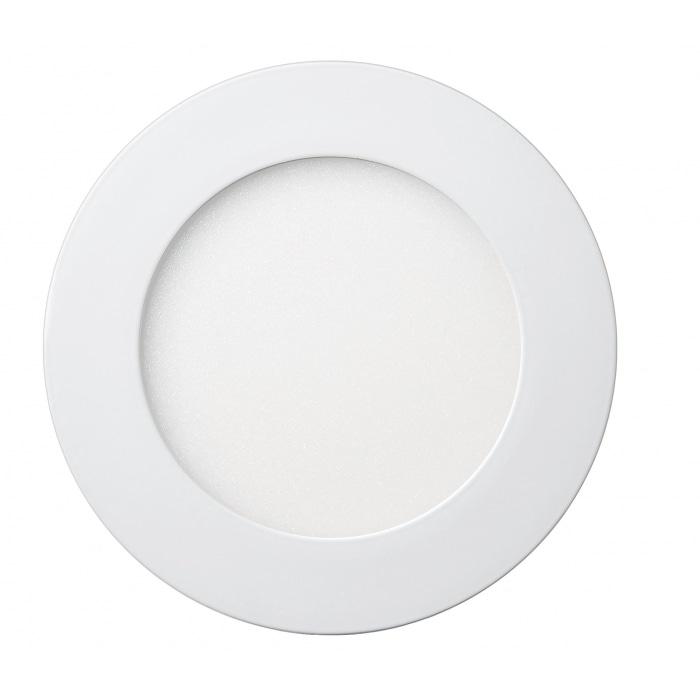 Даунлайты - Светильник даунлайт накладной 6Вт 6400K круг Lezard 000001081 - Фото 1