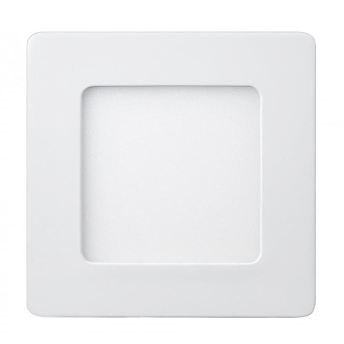 Даунлайты - Светильник даунлайт накладной 6Вт 4200K квадрат Lezard 000001121 - Фото 1