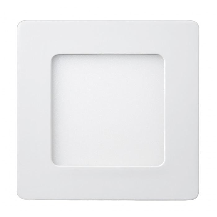 Даунлайты - Светильник даунлайт накладной 6Вт 6400K квадрат Lezard 000001125 - Фото 1