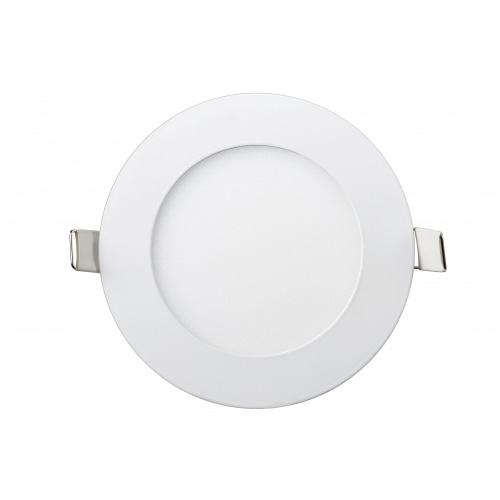 Даунлайты - Даунлайт светильник внутренний 6Вт 4200K круглый Lezard 000000996 - Фото 1