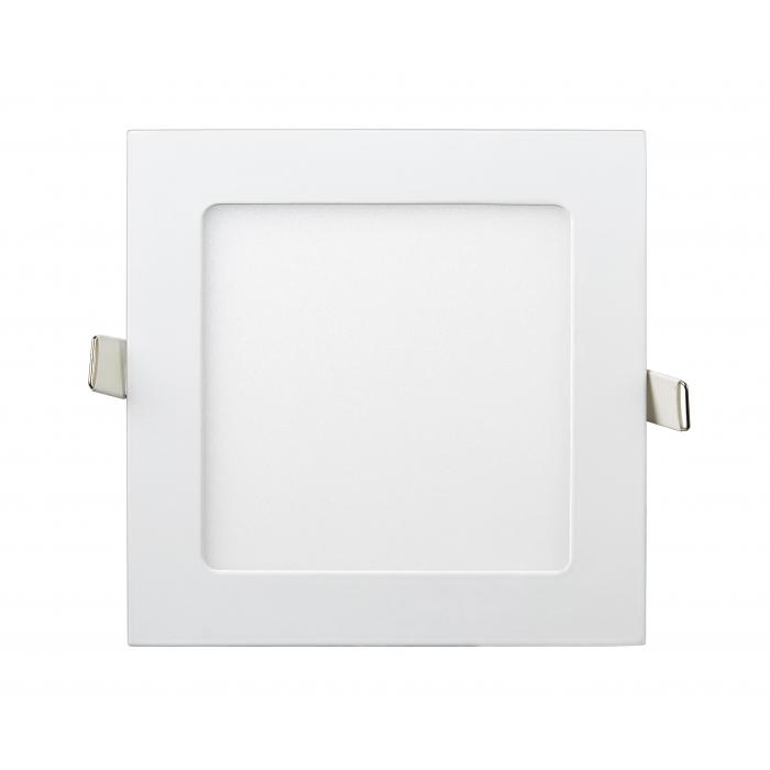 Даунлайты - Светильник Downlight внутренний 9Вт 4200K квадрат Lezard 000001089 - Фото 1