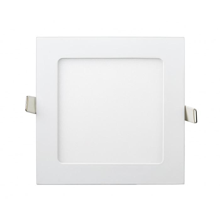 Даунлайты - Светильник Downlight внутренний 9Вт 6400K квадрат Lezard 000001109 - Фото 1