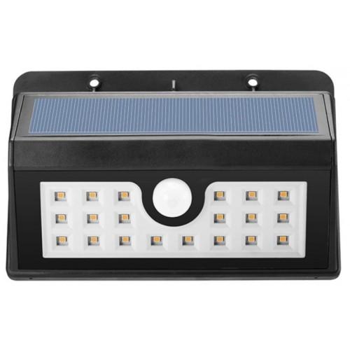 для сада и дачи - LED настенный светильник на солнечной батарее VARGO 9W SMD 000000602 - Фото 1