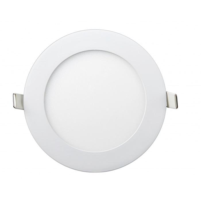 Даунлайты - Даунлайт светильник внутренний 9Вт 6400K круглый Lezard 000001014 - Фото 1